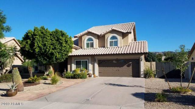 3436 E Desert Willow Road, Phoenix, AZ 85044 (MLS #5955214) :: The Laughton Team