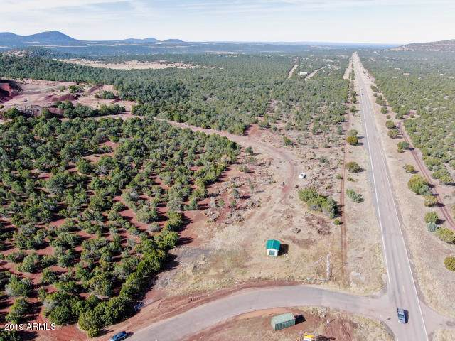 6.86 Acres Hwy 60 & Timber Knoll, Vernon, AZ 85940 (MLS #5955233) :: Riddle Realty