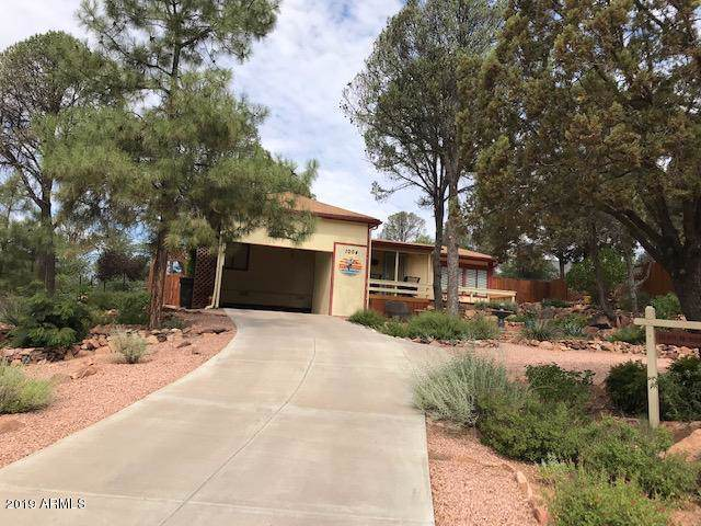 1004 N Bern Circle, Payson, AZ 85541 (MLS #5955391) :: The AZ Performance Realty Team