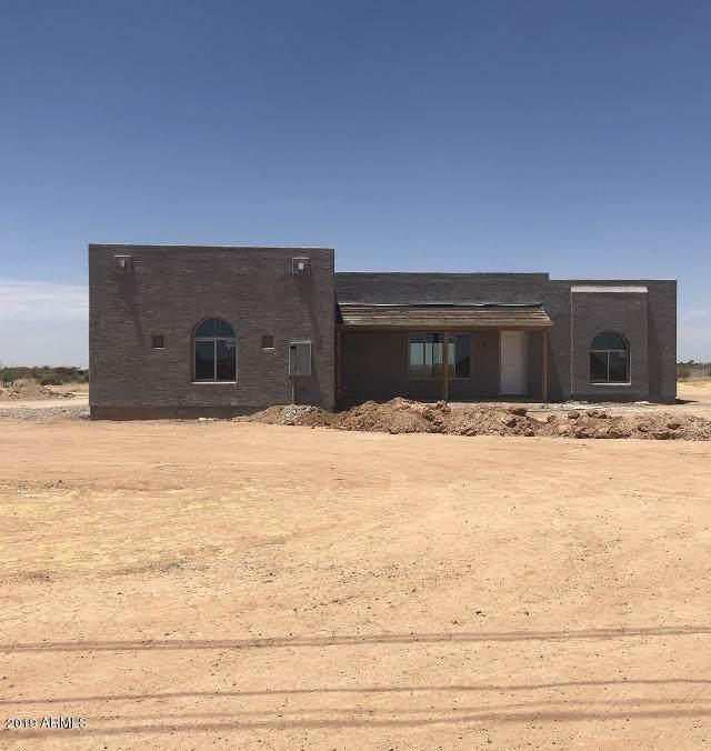 25108 W Roy Rodgers Road, Wittmann, AZ 85361 (MLS #5955400) :: Riddle Realty