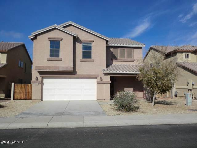 21058 N Leona Boulevard, Maricopa, AZ 85138 (MLS #5955564) :: Arizona 1 Real Estate Team