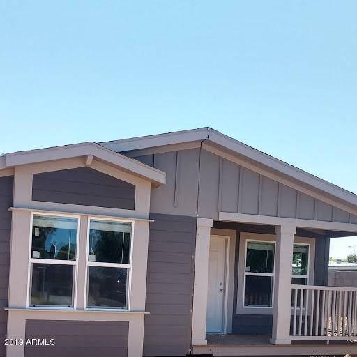 1739 S 80TH Street, Mesa, AZ 85209 (MLS #5955851) :: Team Wilson Real Estate
