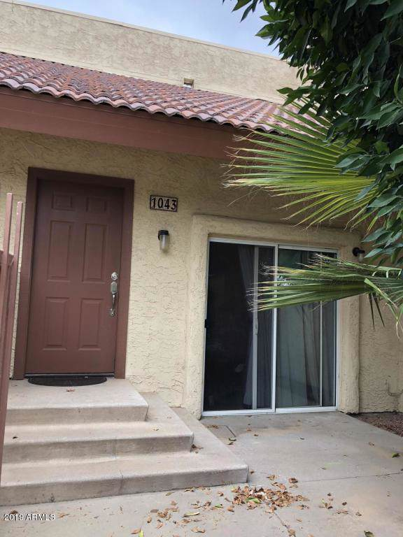2121 W Royal Palm Road #1043, Phoenix, AZ 85021 (MLS #5956370) :: The W Group