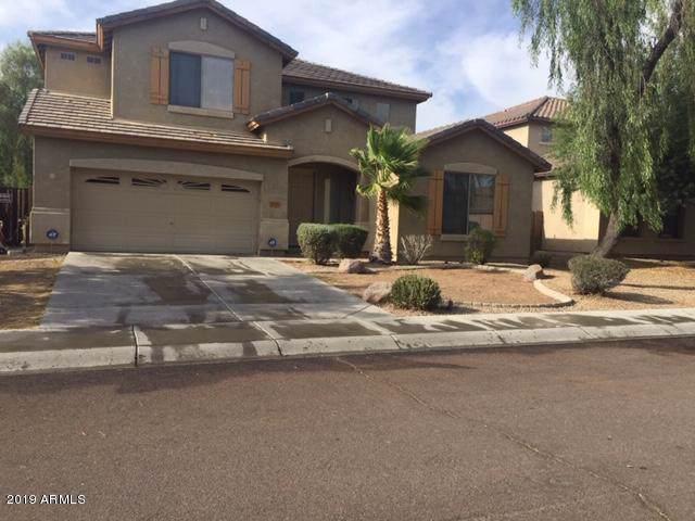 8558 W Cinnabar Avenue, Peoria, AZ 85345 (MLS #5956842) :: Riddle Realty Group - Keller Williams Arizona Realty