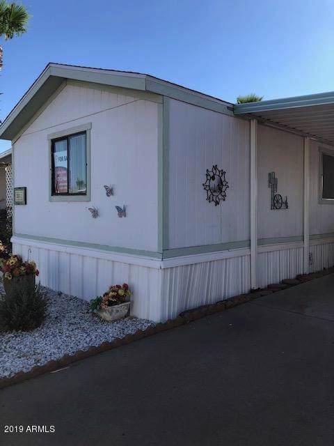 2000 S Apache Road, Buckeye, AZ 85326 (MLS #5957457) :: The Kenny Klaus Team