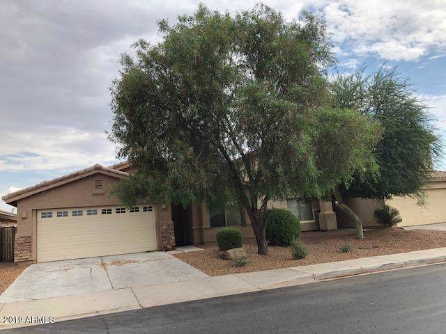 45374 W Applegate Road, Maricopa, AZ 85139 (MLS #5957707) :: Conway Real Estate