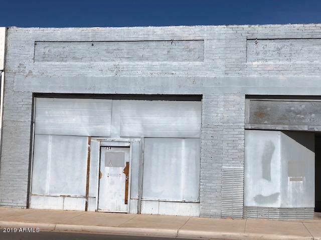 234 W Coolidge Avenue, Coolidge, AZ 85128 (MLS #5959938) :: The W Group