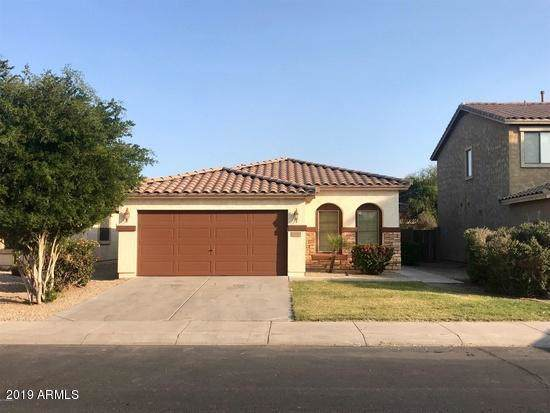 20763 N Ancon Avenue, Maricopa, AZ 85139 (MLS #5960094) :: CC & Co. Real Estate Team