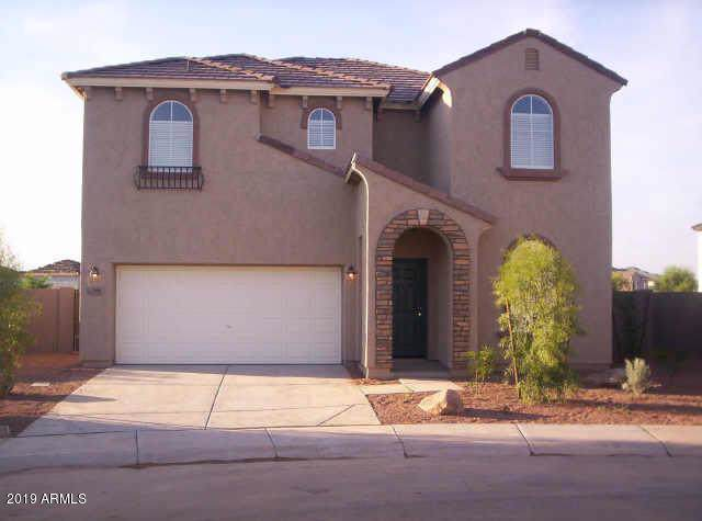 2646 S 89TH Drive, Tolleson, AZ 85353 (MLS #5960134) :: CC & Co. Real Estate Team
