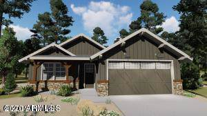 2801 Country Club Road #4, Williams, AZ 86046 (MLS #5961086) :: The W Group