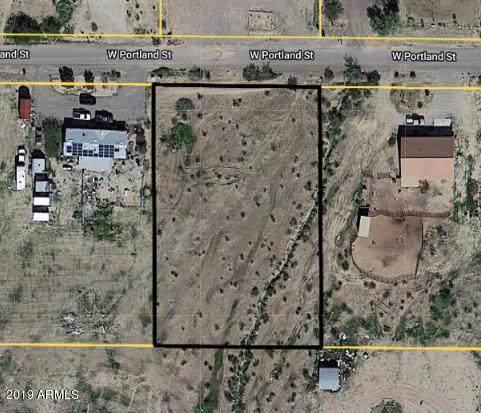0 W Portland, Buckeye, AZ 85396 (MLS #5961198) :: The Property Partners at eXp Realty
