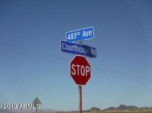 632 N 483RD Avenue, Tonopah, AZ 85354 (MLS #5961254) :: Revelation Real Estate