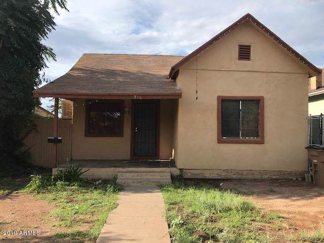 714 E 12th Street, Douglas, AZ 85607 (MLS #5962354) :: The Pete Dijkstra Team