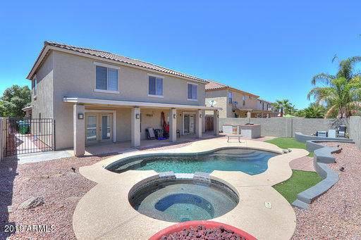 18919 N Shelby Drive, Maricopa, AZ 85138 (MLS #5962807) :: CC & Co. Real Estate Team