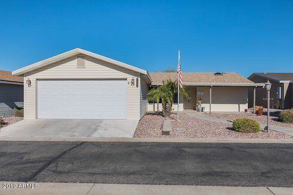 3301 S Goldfield Road #4036, Apache Junction, AZ 85119 (MLS #5962946) :: The W Group