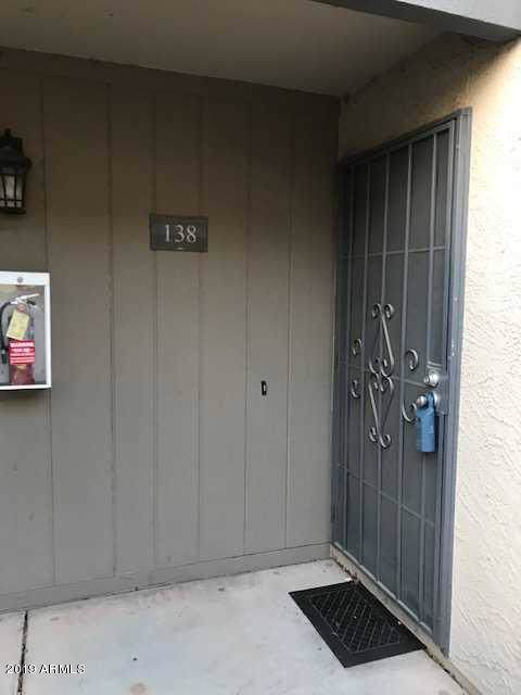 1402 E Guadalupe Road #138, Tempe, AZ 85283 (MLS #5963748) :: Yost Realty Group at RE/MAX Casa Grande
