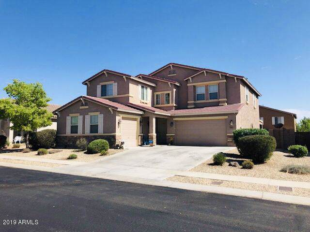 17415 W Bajada Road, Surprise, AZ 85387 (MLS #5963751) :: CC & Co. Real Estate Team