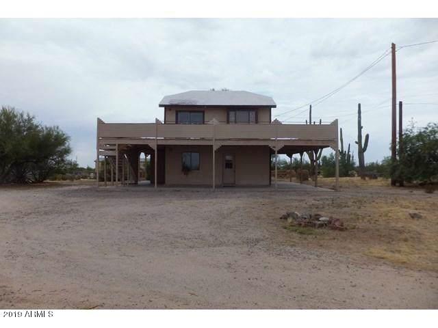 3852 N Razorback Drive, Florence, AZ 85132 (MLS #5964094) :: Brett Tanner Home Selling Team