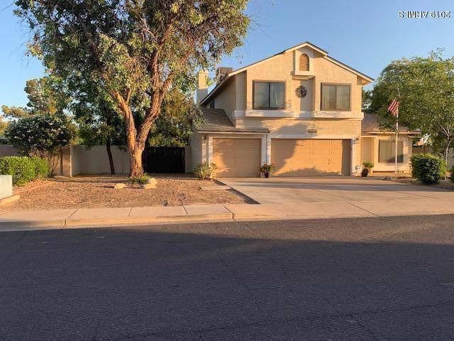 2837 E Laurel Street, Mesa, AZ 85213 (MLS #5964476) :: Revelation Real Estate