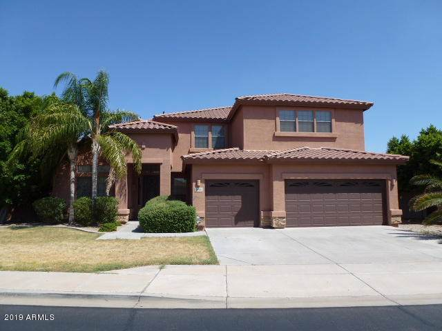2241 S Faith, Mesa, AZ 85209 (MLS #5964851) :: The Kenny Klaus Team