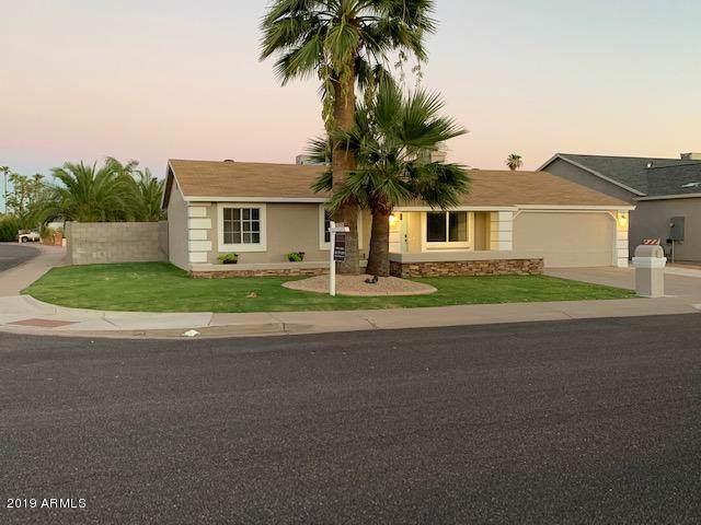 17271 N Paradise Park Drive, Phoenix, AZ 85032 (MLS #5965168) :: Team Wilson Real Estate
