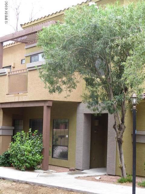 1702 E Bell Road #165, Phoenix, AZ 85022 (MLS #5966165) :: Nate Martinez Team