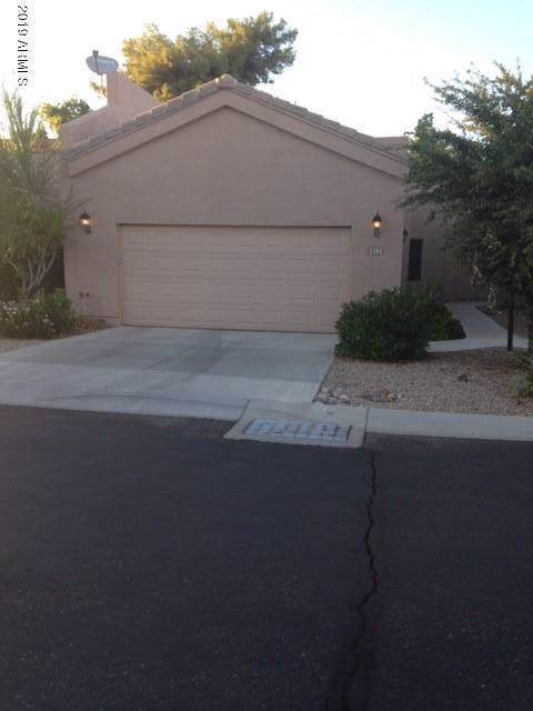18650 N 91ST Avenue #1101, Peoria, AZ 85382 (MLS #5966178) :: Riddle Realty Group - Keller Williams Arizona Realty