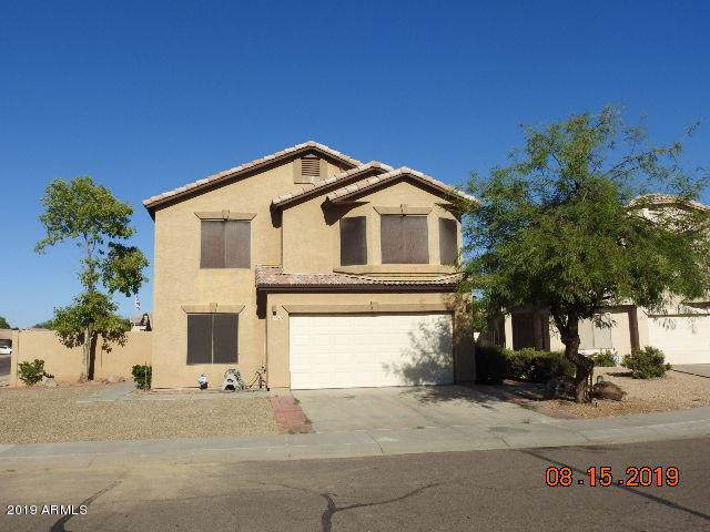 5315 N 104TH Drive, Glendale, AZ 85307 (MLS #5966209) :: Brett Tanner Home Selling Team