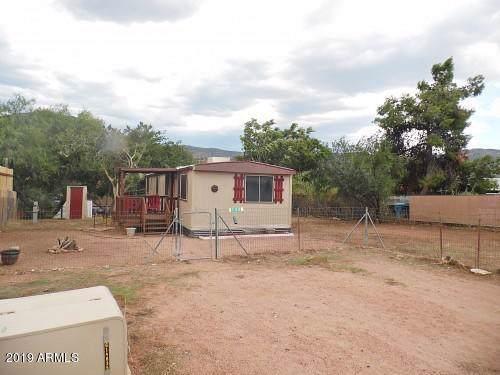 125 S Stetson Drive, Payson, AZ 85541 (MLS #5966930) :: Team Wilson Real Estate