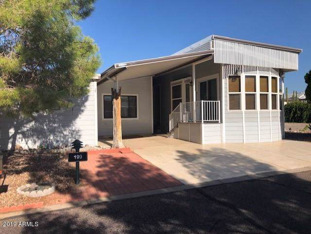 17200 W Bell Road #199, Surprise, AZ 85374 (MLS #5967062) :: The Ramsey Team