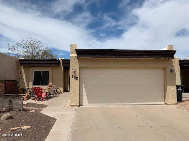 508 W Colgate Drive, Tempe, AZ 85283 (MLS #5967177) :: Yost Realty Group at RE/MAX Casa Grande