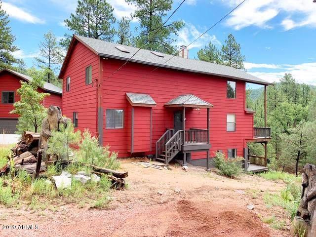 199 S Greystone Circle, Payson, AZ 85541 (MLS #5967234) :: Conway Real Estate