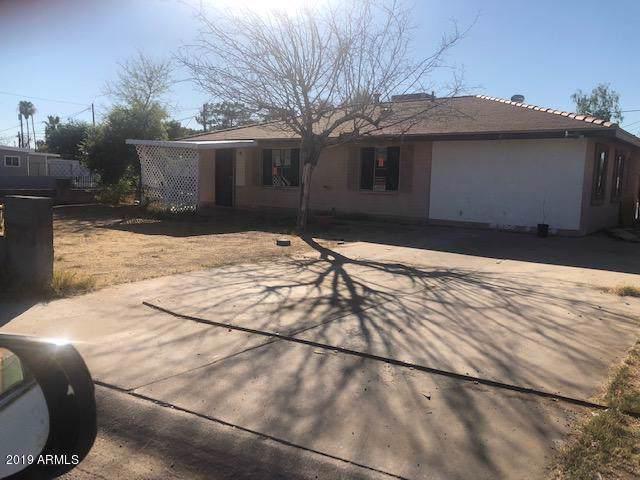 4634 N 29TH Avenue, Phoenix, AZ 85017 (MLS #5967270) :: Nate Martinez Team