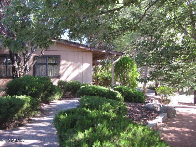 1015 W Birchwood Road W, Payson, AZ 85541 (MLS #5967367) :: Riddle Realty Group - Keller Williams Arizona Realty