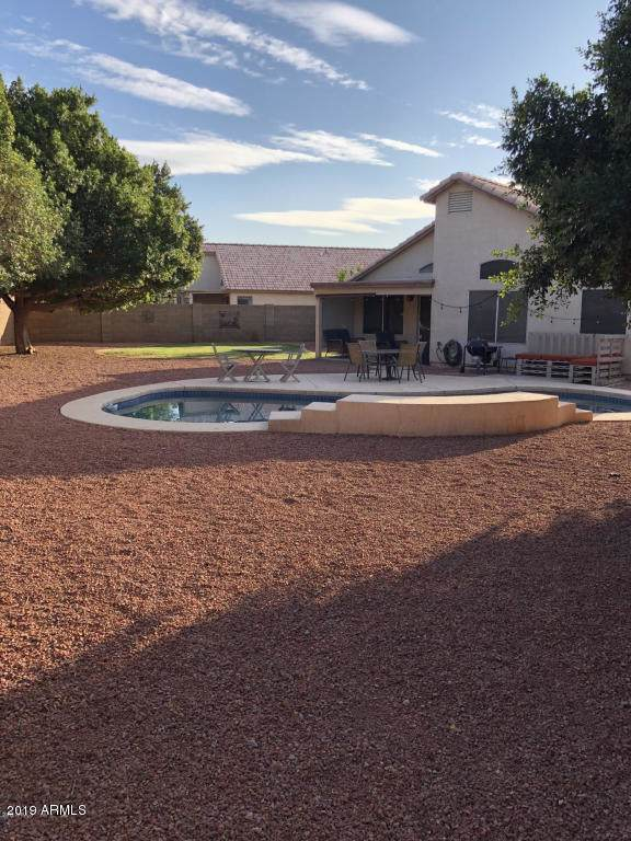 18570 N 83RD Drive, Peoria, AZ 85382 (MLS #5967944) :: Yost Realty Group at RE/MAX Casa Grande