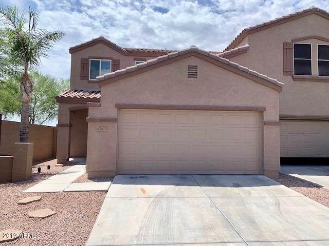 12872 N 88TH Lane, Peoria, AZ 85381 (MLS #5968098) :: Lucido Agency