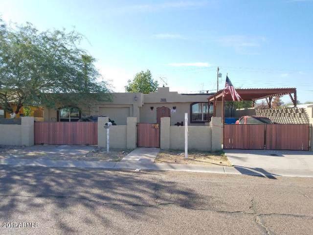 1817 E Raymond Street, Phoenix, AZ 85040 (MLS #5968173) :: Brett Tanner Home Selling Team