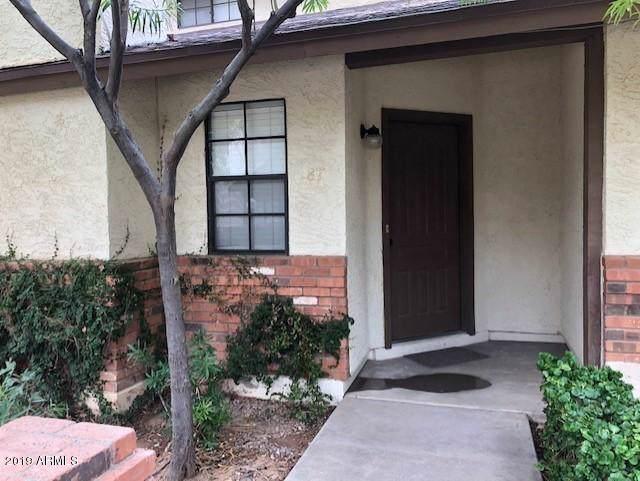 170 E Guadalupe Road #87, Gilbert, AZ 85234 (MLS #5968469) :: Riddle Realty Group - Keller Williams Arizona Realty