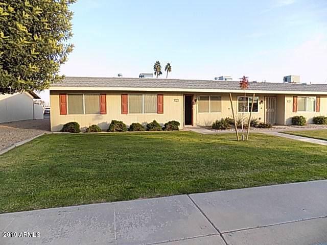 13803 N Garden Court Drive, Sun City, AZ 85351 (MLS #5968895) :: Yost Realty Group at RE/MAX Casa Grande