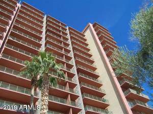 4750 N Central Avenue 11B, Phoenix, AZ 85012 (MLS #5969052) :: Brett Tanner Home Selling Team