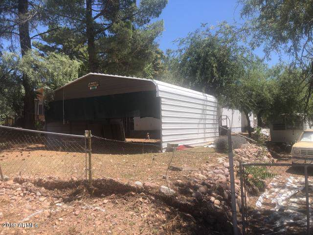 405 S Valley View Road, Payson, AZ 85541 (MLS #5969115) :: The Laughton Team