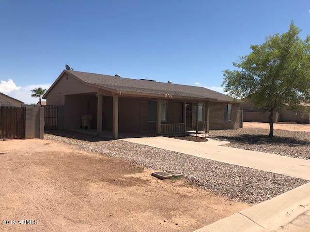 15091 S Padres Road, Arizona City, AZ 85123 (MLS #5971047) :: Brett Tanner Home Selling Team