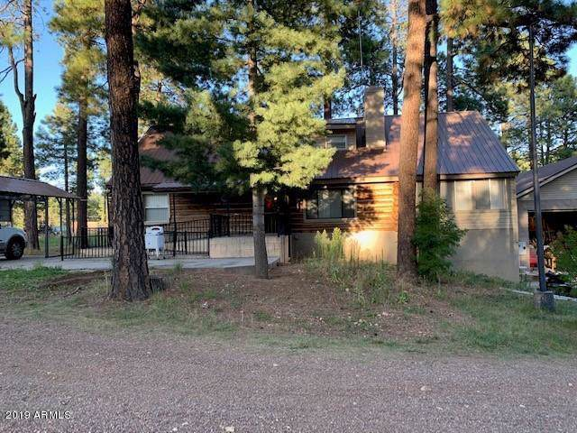1455 Little Pine Trail, Forest Lakes, AZ 85931 (MLS #5971324) :: neXGen Real Estate
