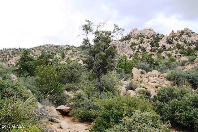 Lot 156 E Rainbow Pass, Hackberry, AZ 86411 (MLS #5971514) :: Arizona 1 Real Estate Team
