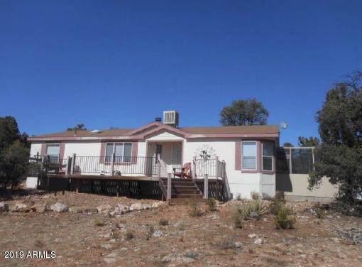 340 S Heartbreak Ridge, Ash Fork, AZ 86320 (MLS #5972514) :: Arizona 1 Real Estate Team