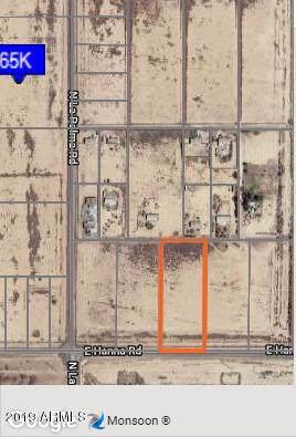 0 E Hanna Road, Eloy, AZ 85131 (MLS #5972768) :: Brett Tanner Home Selling Team