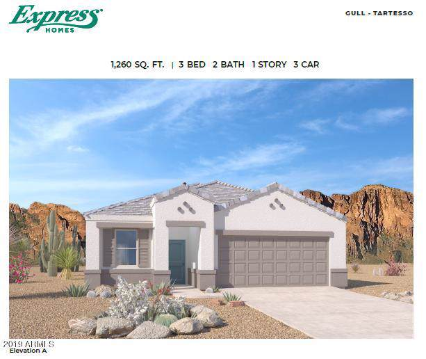 31023 W Mitchell Drive, Buckeye, AZ 85396 (MLS #5973058) :: Riddle Realty Group - Keller Williams Arizona Realty