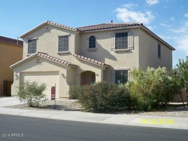 20036 N Donithan Way, Maricopa, AZ 85138 (MLS #5973533) :: Occasio Realty