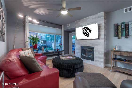4803 N Woodmere Fairway #1007, Scottsdale, AZ 85251 (MLS #5973691) :: The AZ Performance Realty Team