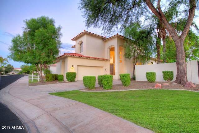 7521 E Krall Street, Scottsdale, AZ 85250 (MLS #5974129) :: The Kenny Klaus Team